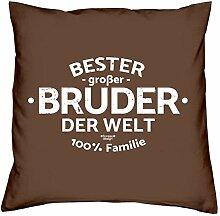 Bester großer Bruder der Welt - Geschenk-Set