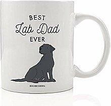 Bester Laborvater überhaupt Kaffeetasse