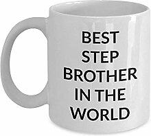 Bester Schritt-Bruder in der