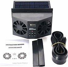 BESTEU Auto Ventilator Solar Auto Ventilator