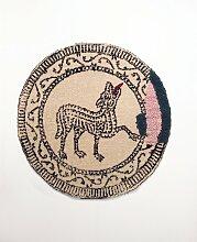 Bestiary Carpet von Analogia Project für Camp