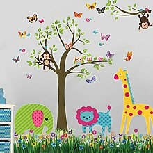 Wandtattoo Kinderzimmer Schmetterlinge günstig online bestellen ...