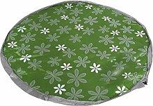 BESTOMZ Kinder Aufräumsack Spieldeck Mehrzwecke Spielmatte und Spielzeug Speicher Tasche mit Kordelzug für Kinderzimmer Spielzeugaufbewahrung - Größe S (grün)