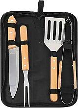 BESTonZON 1 Set Grillen Werkzeuge Set Spachtel