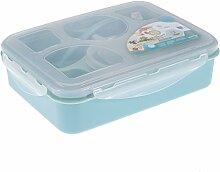 bestonzon 5Fächern Bento Box Brotdose mit den