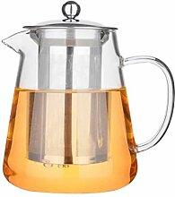 bestonzon hitzebeständiges Glas Teekanne High