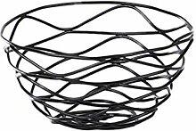BESTONZON Metall Obstkorb Moderne Design