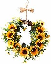 BESTOYARD Handgemachte Simulation Sunflower