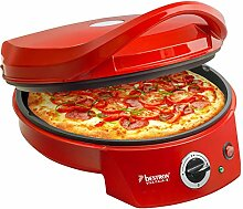 Bestron Elektrischer Grill-Pizzaofen, Viva Italia,