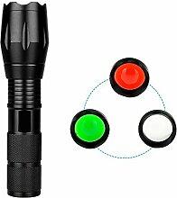 BESTSUN Tactical LED Taschenlampe Ultra