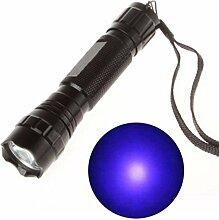 BESTSUN UV-Taschenlampe 365nm