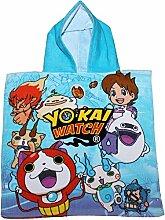 BestTrend Yo-Kai Kinder Poncho-Handtuch