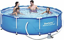 "Bestway 56059 Frame Pool ""Steel Pro"" Set"