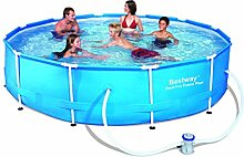 "Bestway 56062 Frame Pool ""Steel Pro"" Set"