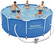 "Bestway 56334GS-03 Frame Pool ""Steel Pro"""