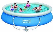 Bestway 57245GS-03 Fast Pool Set, 427 x 91 cm