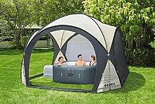Bestway 60305 Pavillon für Lay-Z-Spa und Pool 390