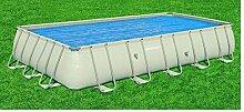 Bestway Abdeckplane für Pools Thermo cm 671x 366Mod 58254Ferr 260596