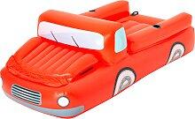Bestway Badeinsel Big Red Truck, BxLxH: 146x273x88