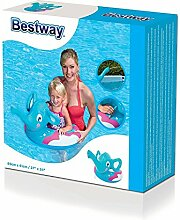 Bestway Elephant Spray Ring 69x61 cm, Schwimmring,