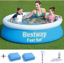 BESTWAY Fast Set Kinder Pool 183x51cm +