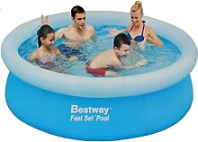 Bestway Fast Set Pool Durchmesser 198cm Höhe