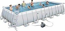 Bestway Frame Pool Power Steel Set 732x366x132cm