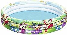 Bestway Mickey Mouse Planschbecken, 122 x 25 cm