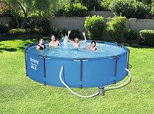 Bestway Pool Steel Pro MAX Frame Ø/B/H/L: 366 cm