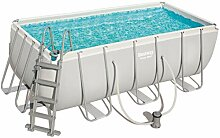 Bestway Power Steel, Frame Pool eckig im