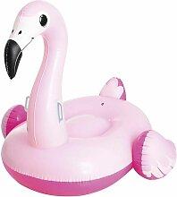 Bestway riesen Flamingo Schwimmtier 191x178 cm zum