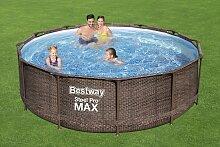 Bestway Rundpool Steel Pro MAX™ Frame, (Set),