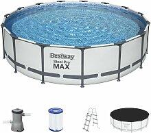 Bestway - Schwimmbecken Steel Pro Max™ Pool | Ø
