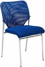 Besucherstuhl Klint V2-blau