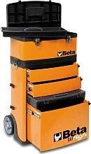 Beta Tools Werkzeugtrolley C41H/O Orange 041000002