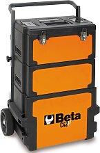 Beta Tools Werkzeugtrolley C42H Orange 042000002