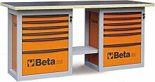 Beta werkbank C59B - Orange