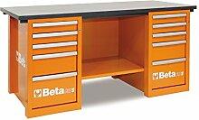 Beta werkbank Mastercargo C57S C - Orange