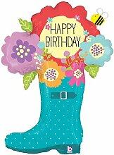 Betarly 35139P Folienballon Geburtstag