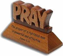 Beten Sie Christian Holz Mahagoni James 05:16 ist
