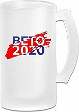 Beto 2020 Milchglasbecher Glas, Milchglasbecher,