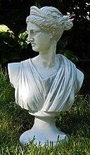 Beton Figur Paolina H 31 cm Dekofigur und Gartenskulptur