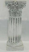 Beton Figur Säule ionischer Stil H 45 cm
