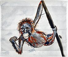 Betsy Drake Betsy 's Monkey Wand-Außenleuchte