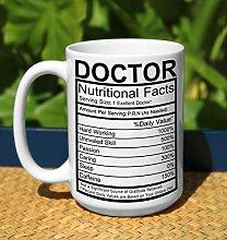Betsy34Sophia Arzt Kaffee Becher Arzt Kaffeetasse