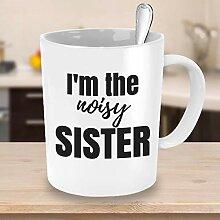 Betsy34Sophia Familien-Kaffeetasse Im die Lauten
