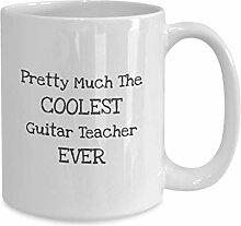 Betsy34Sophia Gitarrenlehrer Kaffeetasse
