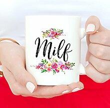 Betsy34Sophia Milf Milf Becher Kaffeetasse Becher