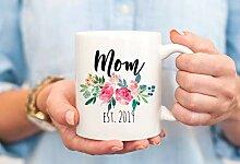 Betsy34Sophia Mom est 2019 Becher Erwartung Mutter