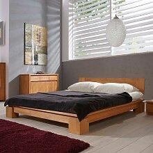 Bett aus Buche Massivholz 180x200